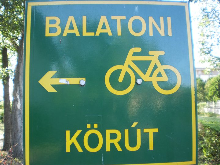 Balatoni kerékpártúra